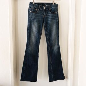 american eagle outfitters | stretch artist jeans
